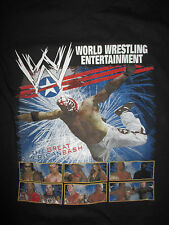 WWE RAW Smack Down REY MYSTERIO Great American Bash (LG) T-Shirt