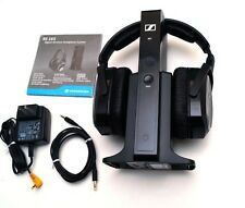 Sennheiser RS 165 Digital Wireless Closed Headphones with Docking Station