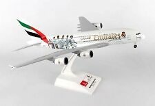 Airbus A380-800 Emirates Airline Real Madrid Skymarks Model Scale 1:200 SKR880 G