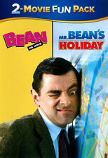 Bean/Mr Beans Holiday (DVD, 2014, TWIN FEATURE)