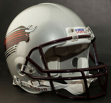 JACKSONVILLE BULLS USFL Riddell Pro Line FULL SIZE AUTHENTIC Football Helmet
