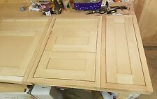 Hand Made Replacement Solid Oak Inframe Kitchen Doors