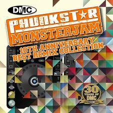 DMC Soul Funk Disco Monsterjam Grandmaster Style Continuous Megamix Mixed DJ CD
