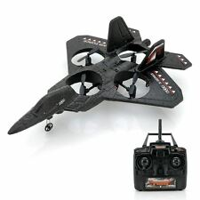 Remote Control F22 Interceptor 3-Axis Stabilization 2.4G Indoor RC Plane Drone