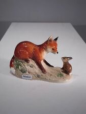 +# A005844 Goebel Archiv Muster Arbeitsmuster Fuchs Fox und Hase Bunny 35-601