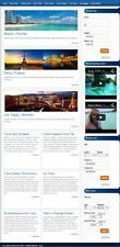 FLIGHTS, HOTELS, CAR RENTAL, CRUISES, TRAVEL INSURANCE WEBSITE! NO EXP REQUIRED