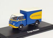 """Tempo Matador """" Lufthansa """" Kastenwagen box van - Schuco 50331500 - 1:43"""