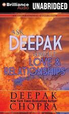 Ask Deepak: Ask Deepak about Love and Relationships by Deepak Chopra (2015,...