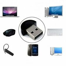 For PC Laptop Win XP Vista 7 8 Mini USB Bluetooth 2.0 Wireless Adapter Dongle