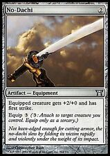 No-Dachi X4 EX/NM Champions Of Kamigawa MTG Magic Cards Artifact Uncommon