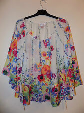 H&M The Garden Collection Stunning Ladies Boho Tunic Size 12