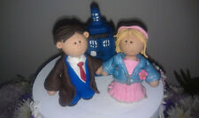 Handmade Doctor Who Christmas Ornament or Wedding Cake Topper Rose Tyler