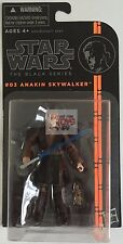 "ANAKIN SKYWALKER #03 Hasbro Star Wars BLACK SERIES 2013 3.75"" Inch ACTION FIGURE"