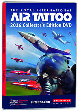 Royal International Air Tattoo RIAT 2016 Collector's Double DVD