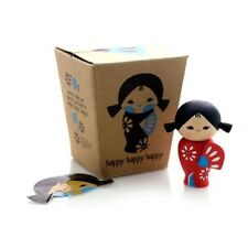 Momiji Message Dolls Vintage Dolls Happy Happy Girl red version