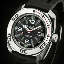 VOSTOK Амфибия Automatik Kal. 2416 1002 710640 Russian mechanical diver watch