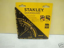 STANLEY ALUMINIUM ADJUSTABLE ROOFING QUICK SQUARE 0 46 053