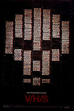 V/H/S 2012 U.S. One Sheet Poster