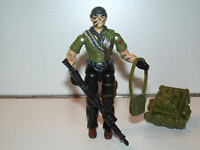 1987 GI JOE TUNNEL RAT v1 100% COMPLETE C9+ - HASBRO