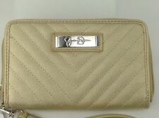Women's JESSICA SIMPSON Gold TANIA Wallet - $45 MSRP - 35% off