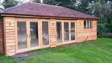 waney edged cladding - Timber cladding - Fencing - Barns - Sheds