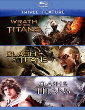 Wrath of the Titans/Clash of the Titans (2010)/Clash of the Titans (1981)...