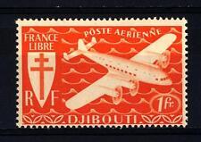 SOMALI COAST - COSTA SOMALA - 1941 - Francobolli per posta aerea