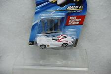 HOT WHEELS 2007 SPEED RACER MACH 6 WITH JUMP JACKS 1:64 NEW