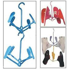 2Pcs Shoes Drying Rack Hanger Hook Folding Hanging Shelf Home Organizer Holder