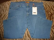 New Women sz14 Jean Capri Pants STEVE & BARRY'S BITTEN by Sarah Jessica Parker