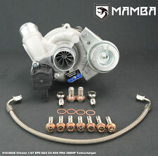 MAMBA GTX Upgrade Turbocharger PEUGEOT 207 3008 RCZ 1.6T EP6 K04 PRO 280HP