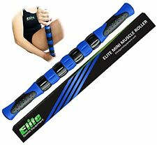 The Elite Leg Roller Stick for Runners - Fast Muscle Relief from Sore and Tight