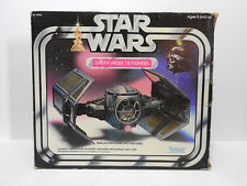 STAR WARS FIGURES DARTH VADER TIE FIGHTER UNUSED MIB VINTAGE KENNER 1977 1980