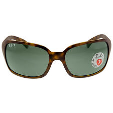 Ray Ban Polarized Green Classic G-15 Ladies Sunglasses RB4068 894/58 60-17