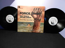 Max Roach,Archie Shepp .Force.Sweet Mao.Suid Afrika 76.Base Record ‎– UNI 28.976
