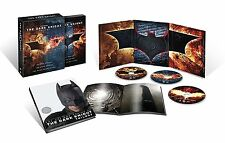 The Dark Knight Trilogy Limited Edition(DVD,3-Disc Set) New Batman Begins Rises