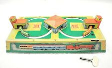 Vintage Russian Dual Train Express Toy Nice! See Video!