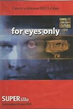 For eyes only / Super-Illu-Edition 21 / DVD