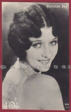 MARCELINE DAY 02 ATTRICE ACTRESS CINEMA MOVIE STAR PEOPLE Cartolina FOTOGRAFICA