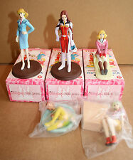 Gashapon, Trading Figure, Gundam Girls Selection 1, Lot B, B-CLUB