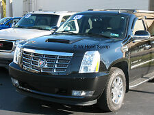 Cadillac Escalade Hood Scoop Ram Air Style Factory Looking (PRE PAINTED) HS009