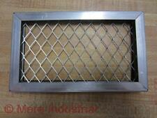 Universal Air Filter FF-5X Air Filter FF5X Frame Cage Only - Used