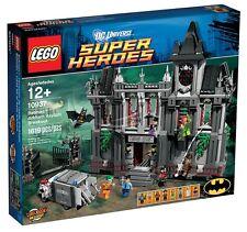 LEGO SUPER HEROES 10937 BATMAN ARKHAM ASYLUM BREAKOUT SCATOLA AMMACCATA