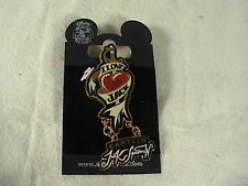 Disney Trading Pins, New On Card, I LOve Jack Captian Jack Dangle