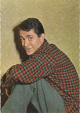 """CPA Vintage """" Carte Photo Acteur Cinéma  Jean-Claude Pascal  No 203 """""""