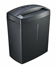 Bonsaii DocShred C560-D 6-Sheet Micro-Cut Paper Shredder, Overload and Therma...