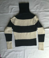 Dolce & Gabbana chunky turtleneck sweater, size M Medium D&G