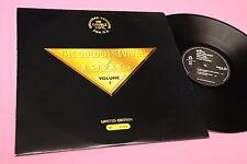 LUCIO BATTISTI 2LP GOLDEN REVIVAL NUMERATE EDITION ONLY FOR DJ 1988 SOLO 2100 CO