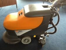 "TASKI DIVERSEY SWINGO 450B BATTERY POWERED 17"" AUTO SCRUBBER DRIER"