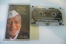 USTAD BISMILLAH KHAN RARE K7 AUDIO TAPE CASSETTE SHEHNAI RECITAL.
